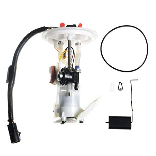 A-Premium Electric Fuel Pump Module Assembly Replacement for Ford Explorer 2002 Mercury Mountaineer V6 4.0L E2338M