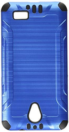 HRWireless HR - Funda para teléfono móvil (inalámbrico), Color Azul Oscuro y Negro