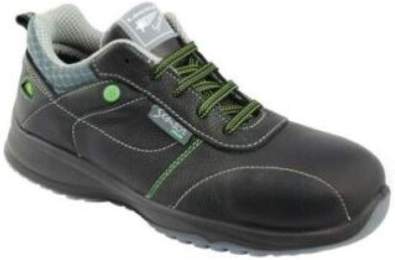 LOGICA Men's Safety shoes black black