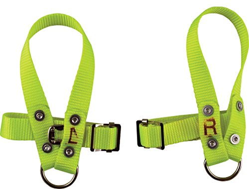 Safety Nylon Wristlets (L Pair) for Press Brakes