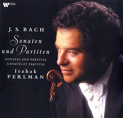 Bach, JS: Complete Sonatas & Partitas [Vinilo]