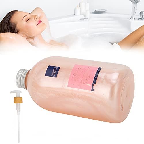 Gel de ducha, gel de ducha, suave y suave espuma rica, refrescante, para una cita después del ejercicio