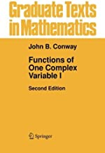 Functions of One complex Variable Second Edition
