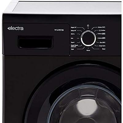 Electra W1449CF2B 7Kg Washing Machine with 1400 rpm - Black