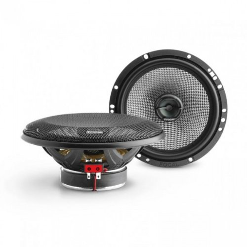 Focal 165 AC Coaxial Car Speakers 6.5' 16.5cm 2 Way 120W