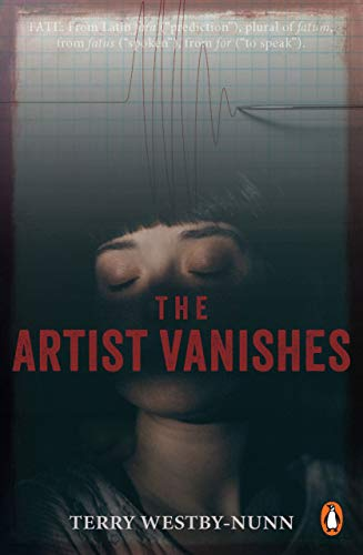 The Artist Vanishes by [Terry Westby-Nunn]