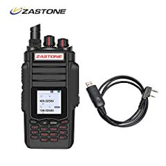 10W High Power VHF Radio, 999 Channels, high definition LCD screen, backlit keyboard, Dual PTT Operation. Apply intelligent noise reduction technology to obtain clear voice recording, and makes efficient communication Frequency range: 136-174MHz&400-...