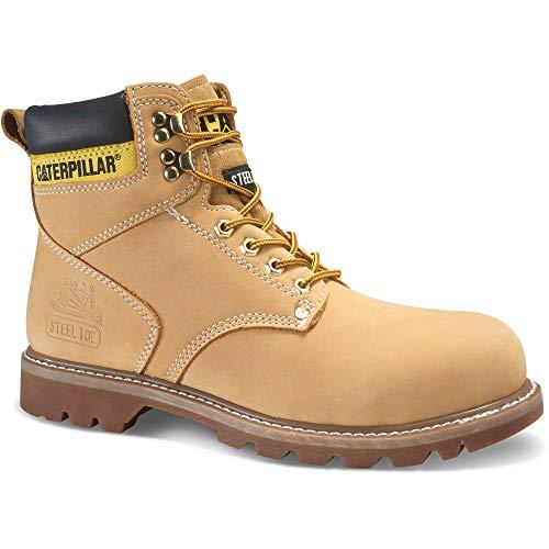 Caterpillar Men's Steel Toe Work Boot