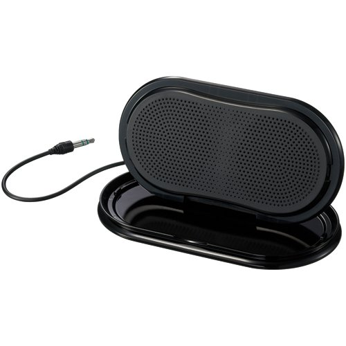 travel speakers for ipods Sony Compact and Slim Travel Speaker for iPod and MP3 Players