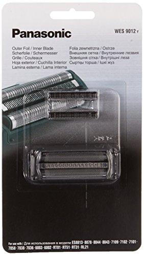 Panasonic WES9012 Schermesser und Scherfolie Combo Pack für ES6002, ES6003, ES7036, ES7038, ES7058, ES7101, ES7102, ES7109, ES8043, ES8044, ES8078, ES8813