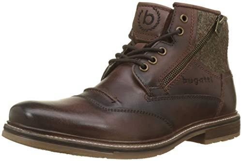 bugatti 321622341200 Klassieke laarzen voor heren, korte schacht