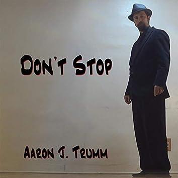 Don't Stop (feat. Ten Summersets)