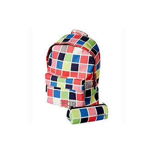 RIP CURL MULTICO CHECK PACK - OPTICAL WHITE - TU