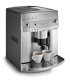 De Longhi ESAM3300 Magnifica Super Automatic Espresso & Coffee Machine Silver