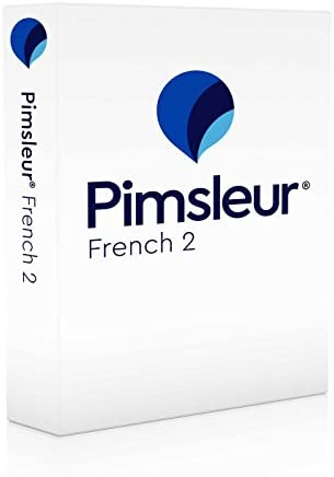 Pimsleur French Level 2 CD Learn to Speak and Understand French with Pimsleur Language Programs product image