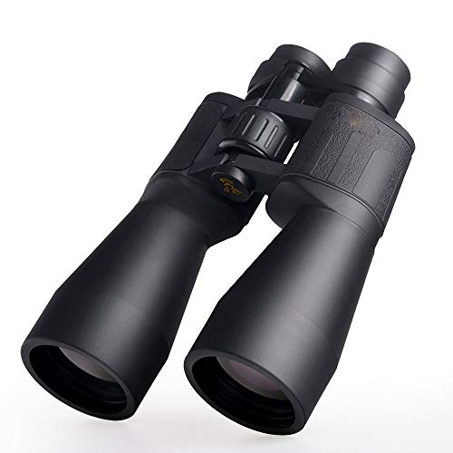 Jumelles optiques Professionnelles 10-180X90 Micro-Light Night Vision Waterproof Binoculars High Magnification HD Zoom Telescope for Camping Hunting Bird Watching
