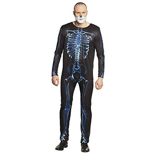 Boland 79126 - Costume da Uomo Mr X-Ray, Multicolore, M/L