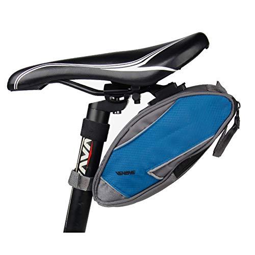 RBB-Fietstas Fietszadeltas, waterdichte fietstas, fietstas, draagbare opbergtas voor fietsstoel, grote capaciteit, geschikt voor racefiets, vouwfiets