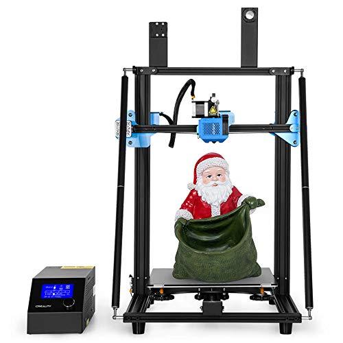 Impresora 3D Creality CR-10 V3 (actualización CR-10 V2) con Titan Direct Drive, placa base silenciosa instalada y fuente de alimentación Meanwell 300x300x400mm 2020 recién lanzada