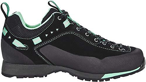 GARMONT Damen Dragontail LT Schuhe, Black-Light Green, UK 7