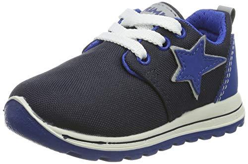 PRIMIGI Baby Jungen PTI 33723 Sneaker, Blau (Blu Sc/Bluette 3372333), 22 EU