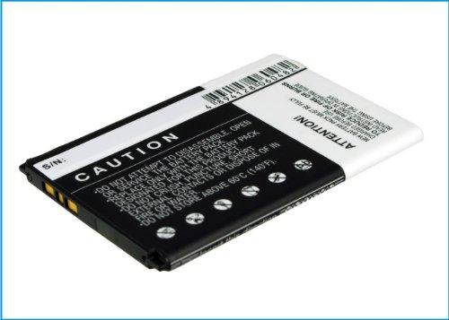 CS-ERA600XL Batería 1300mAh Compatible con [Sony Ericsson] Kumquat, LT16, LT16i, ST25, ST25i,...