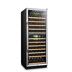 Lanbo LW142D Built-in Wine Refrigerator