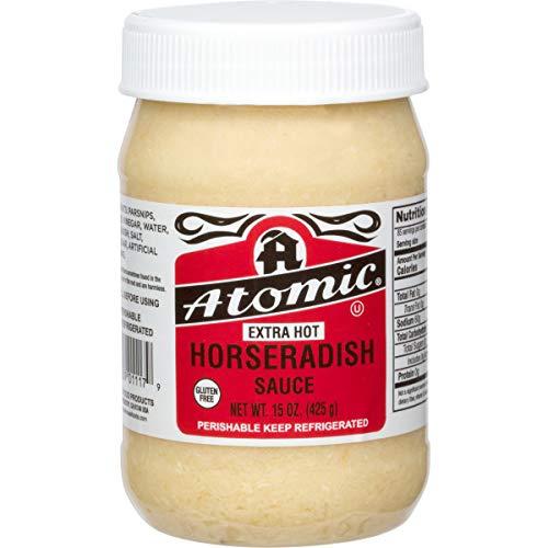 Atomic Horseradish - Extra Hot - 15 Oz