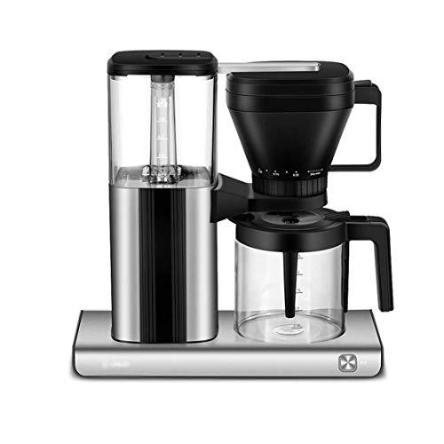 XYUN filterkoffiezetapparaat mini-koffiezetapparaat druppel koffiekan kleine koffiezetapparaat