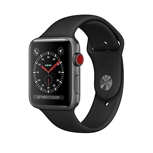 Apple Watch Series 3 (42mm) Smartwatch with Space...