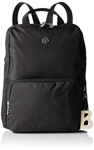 Bogner Damen Verbier Maxi Backpack Mvz Rucksack Schwarz (Black)