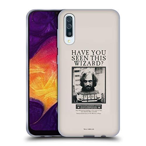 Head Case Designs Oficial Harry Potter Sirius Black Poster Prisoner of Azkaban II Carcasa de Gel de Silicona Compatible con Samsung Galaxy A50/A30s (2019)