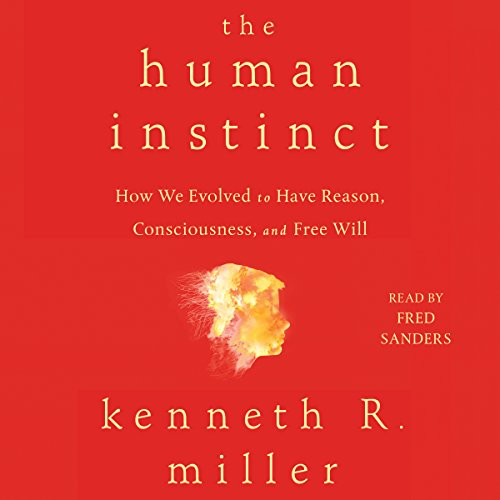 The Human Instinct audiobook cover art