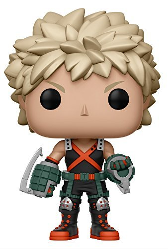 Funko POP Anime My Hero Academia Katsuki Action Figure