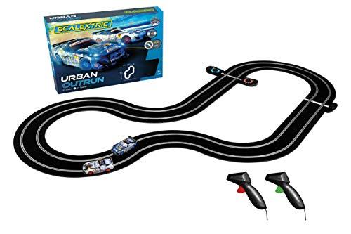 Scalextric Urban Outrun Slot Car Race Set