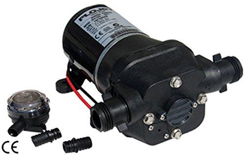 JABSCO FLOJET Pomp brandstofpomp Transfer oliehoudend water R4105 botervoeding en