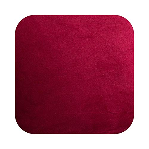 gorunusa Funda de sofá en forma de L de terciopelo para sala de estar con elástico y muebles de sofá, funda de sofá de esquina Chaise longue Stretch-Part B-B 145-185 cm
