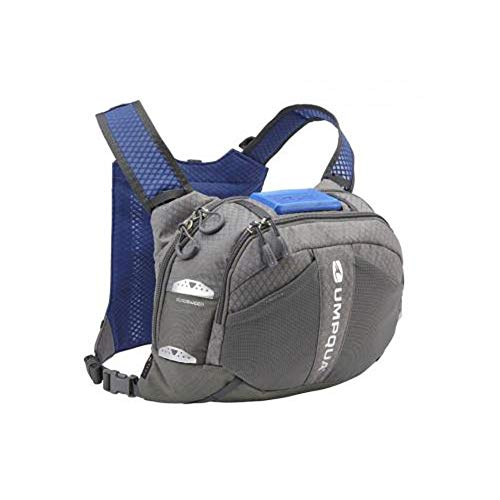 Umpqua Overlook 500 ZS Chest Pack Granite (35104), One Size
