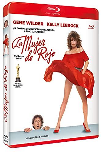 La Mujer de Rojo BD 1984 The Woman in Red [Blu-ray]