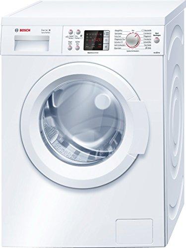 Bosch WAQ28442 Serie 6 Waschmaschine FL / A+++ / 139 kWh/Jahr / 1400 UpM / 7 kg / 9240 L/Jahr / 3D-AquaSpar-System