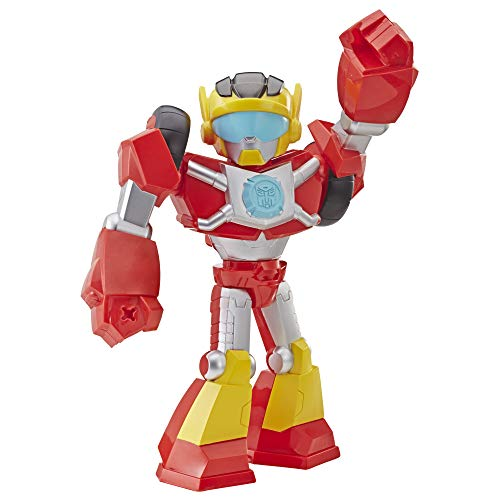 Transformers Rescue Bot Academy Mega Mighties Hot Shot [FIGURKA]