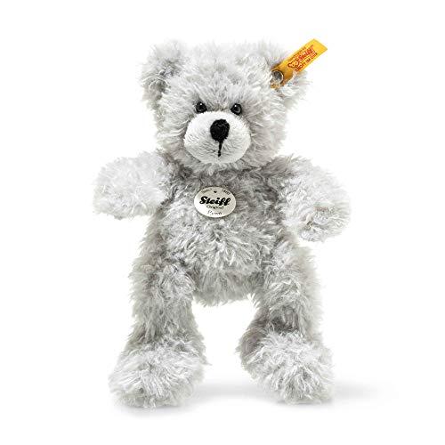Steiff 113772 Teddybär, grau, 18 cm