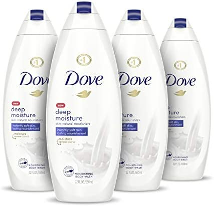 Dove Body Wash with Skin Natural Nourishers for Instantly Soft Skin and Lasting Nourishment product image