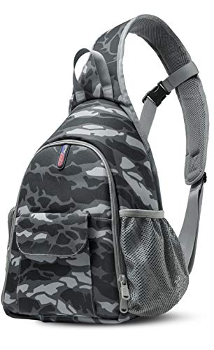 DSLR Camera Bag Waterproof Camera Sling Backpack with Rain Cover Outdoor Travel Backpack Camera Bag Case for Laptop Canon Nikon Sony Pentax DSLR Cameras,Lens,Tripod and Accessories Camouflage