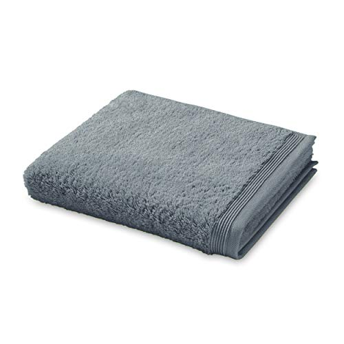 MÖVE PROTECT & CARE Handtuch mit antibakterieller Ausrüstung 50 x 100 cm, Handtuch – Made in Germany, 100{84c8900181f327ddf5ee7d92e1e3480e5a84ade35cd850c2747ea4eec58afa4e} Baumwolle, Stone (Grau)