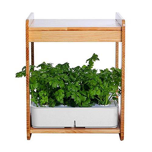 FDYD Jardinage à l'intérieur Kit hydroponique Growing Kit système w/LED Usine Grow Light, Nature...
