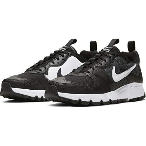 Nike Atsuma Trail Negro Adulto 2020/21, Negro (Negro ), 42.5 EU