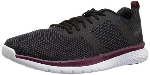 Reebok Chaussures Athlétiques Couleur Noir Black/Coal/Ash Grey/Rust Taille 41 EU