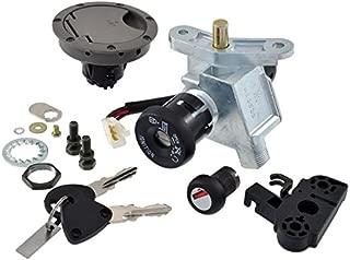 RMS Quadro Chiave vespa px 125-150-200 Key set main switch vespa px 125-150-200