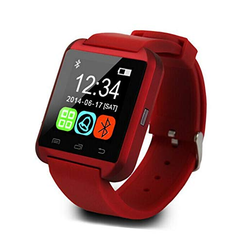 Smartwatch Bluetooth Smart Watch U8 Wristwatch Digital Sport Watches for iOS Android Samsung Phone Wearable Electronic Device - Ahmedy Wrist Watch